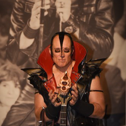Misfits bassist Jerry Only