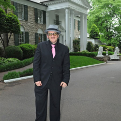 Elvis Costello, English Singer & Songwriter