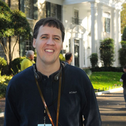 "Jeff Kinney, Author of ""Diary of a Wimpy Kid"""