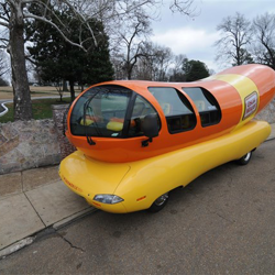 Oscar Mayer Weiner Mobile