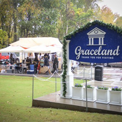 """Flip My Food"" filmed an episode at Graceland on Nov. 5, 2014."