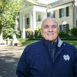 "Rudy Ruettiger, inspiration for the film ""Rudy"""