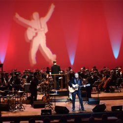 Terry Mike Jeffrey performed at Memphis Symphony Orchestra
