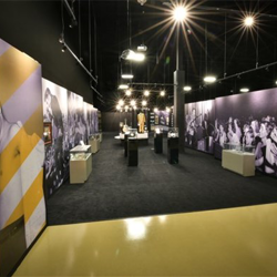 Elvis: The Entertainer Career Museum is the world