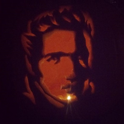Submitted by MissPage #ElvisPumpkin