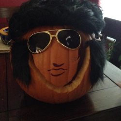 Submitted by Patsy #ElvisPumpkin