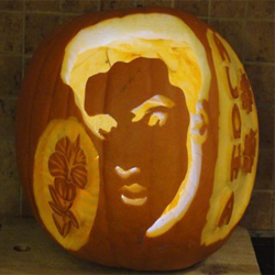 Submitted by Pascal #ElvisPumpkin