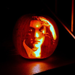 Submitted by Jared #ElvisPumpkin