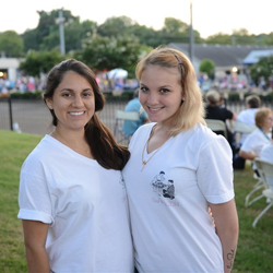 Elvis fans get ready for the 2014 Candlelight Vigil.