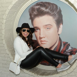 Fans from all over the world came to Graceland for Elvis Week.