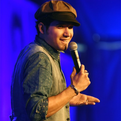 Victor Trevino Jr performs at the ETA Showcase on August 10.
