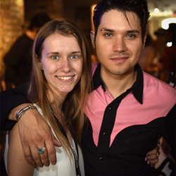 The Ultimate Elvis Tribute Artist Contest Semifinalists met with fans at the ETA Meet