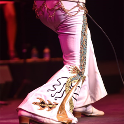 The Ultimate Elvis Tribute Artist Contest Semifinalists are all Elvis fans who spend hours perfecting their voice, their look and their moves to pay tribute to the king.