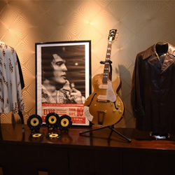 The Auction at Graceland took place at The Guest House at Graceland during Elvis Week.
