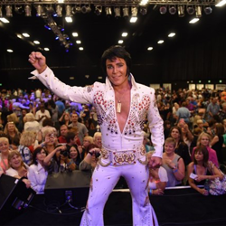 Gordon Hendricks was crowned the 2017 Ultimate Elvis Tribute Artist.