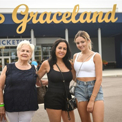 Fans enjoyed concerts, panels, new exhibits and more at Graceland during Elvis Week.