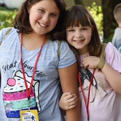 Not only did our campers learn about acting, singing and dancing, but they also made lifelong friendships.