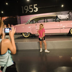 The Pink Cadillac was a favorite for a lot of the kids at camp.