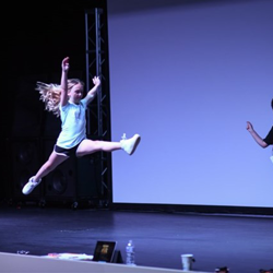 We had some talented dancers at camp!