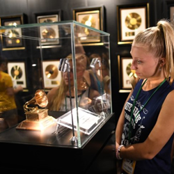 Campers found inspiration at Elvis: The Entertainer Career Museum.