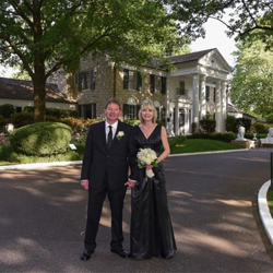 Beth Jones and Paul Johnston married at the Chapel on May 7, 2015. The couple is from Harrison City, Pennsylvania.