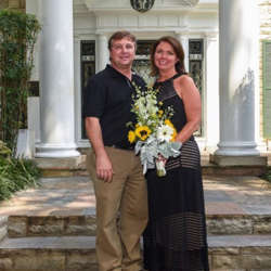Jill & Buddy Smith married at the Chapel on August 29, 2015. They are from Ridgeland, Mississippi.