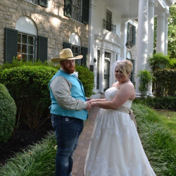 Bailey and Daniel Hammons of Krugerville, Texas, were married at the chapel on September 29, 2015.