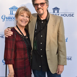 David Fleischman and his wife Jaye attended The Guest House at Graceland