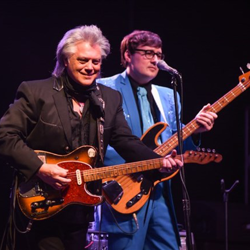 Marty Stuart celebrated the country and rock sounds that influenced Elvis.