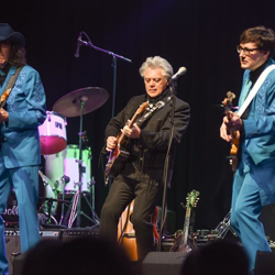 Marty Stuart & His Fabulous Superlatives performed at The Guest House at Graceland on June 9, 2018.