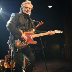 "Marty Stuart also opened a new exhibit, ""Hillbilly Rock,"" at Elvis Presley"