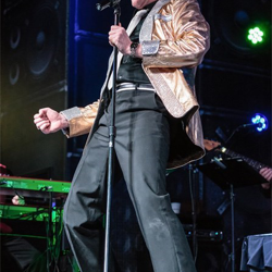ETAs compete during Elvis Weekend, January 30-31, at the Hard Rock Hotel and Casino in Sioux City, Iowa.
