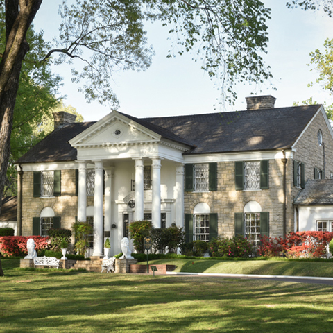 Graceland Celebrates 37 Years as One of the World's Most Iconic Tour Destinations