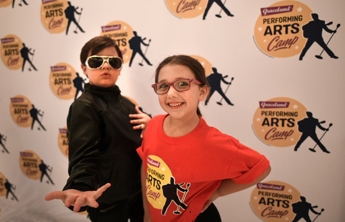 Graceland Performing Arts Camp (Ages 6-16)