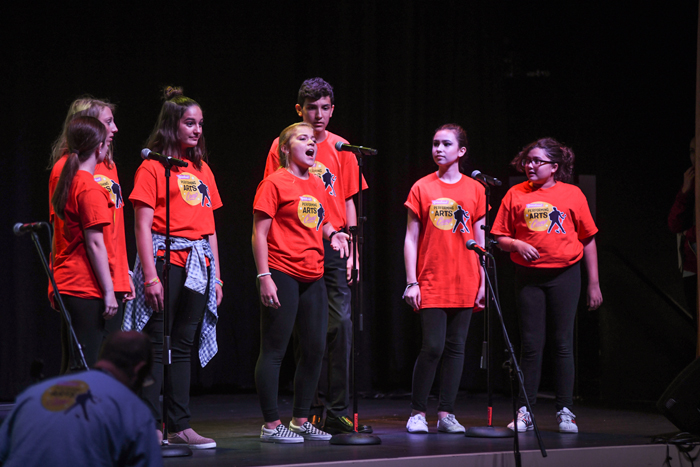 Graceland Performing Arts Camp (Ages 13-17)