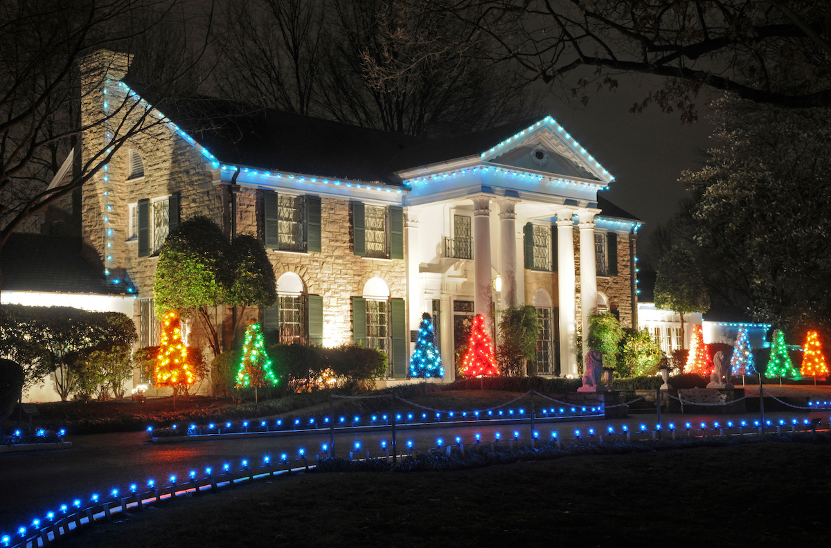 Graceland Lighting Ceremony