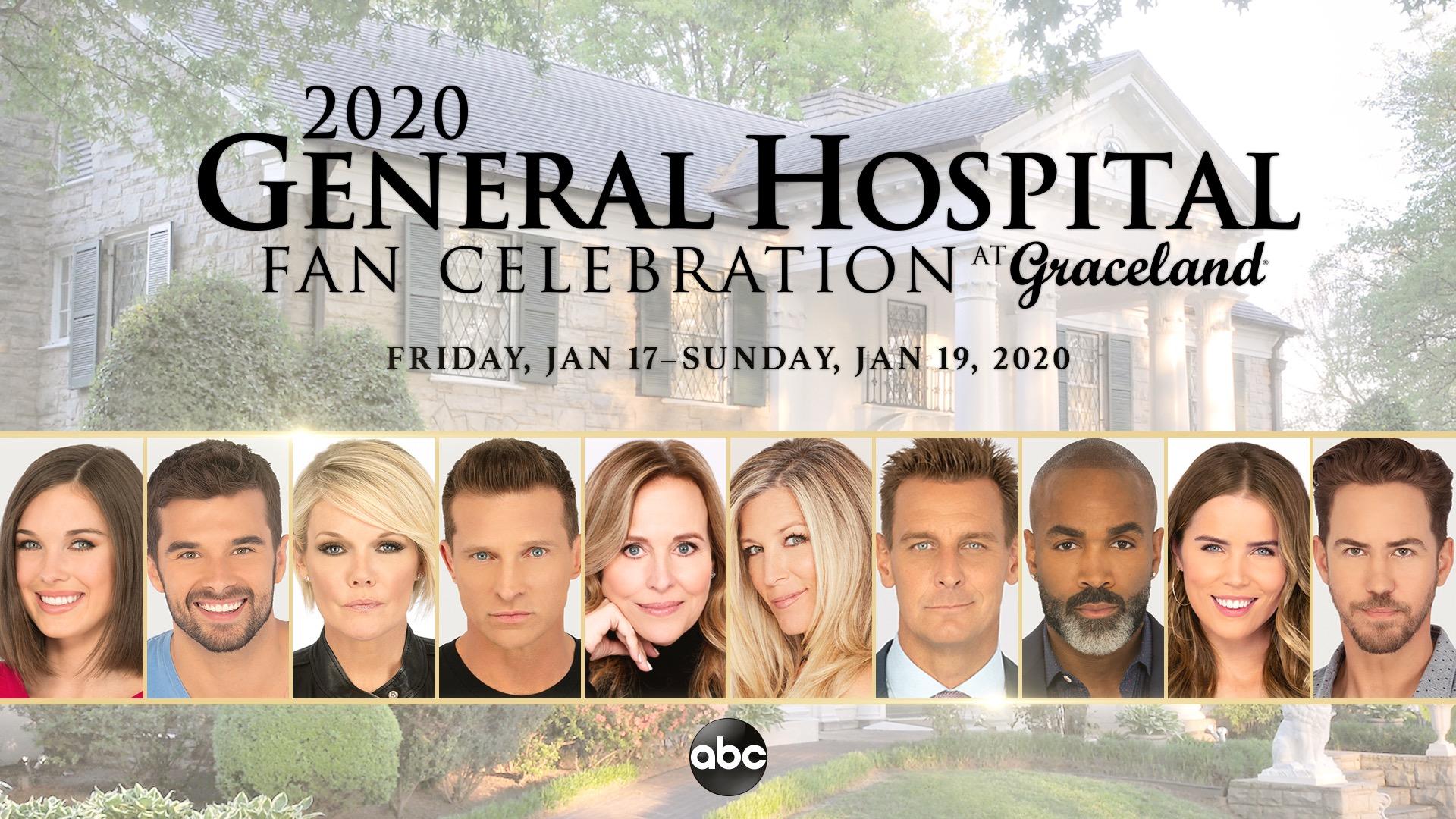 Cast of general hospital 2020