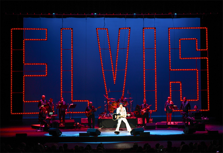 Ultimate Elvis Tribute Artist Weekend