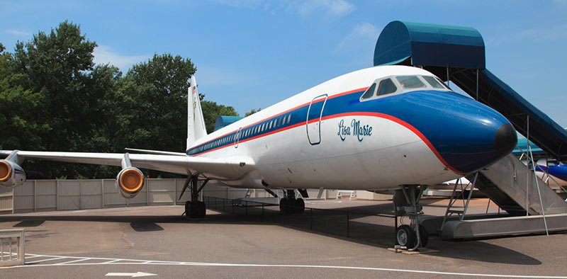 Elvis' Airplanes