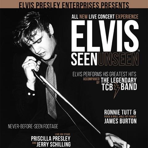 Elvis: Seen/Unseen Tour