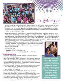 Angel Street 2018 Annual Report