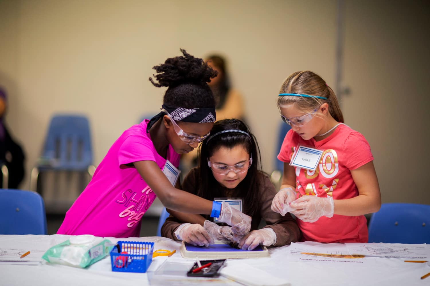 Homeschool Discovery Day - Living in Space