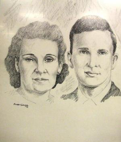 Belford D  and June Maule