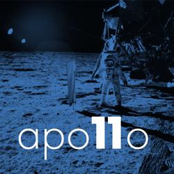 Apollo 11 Exhibit Advertisement