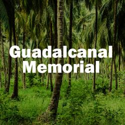 Guadalcanal Memorial Exhibit Ad