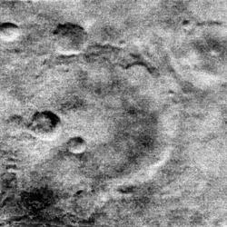 Mars from Mariner 4