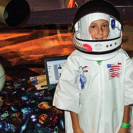 Spring Break Camps - Astronauts in Training (4-5 year olds)