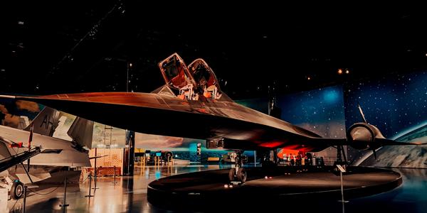 SR-71 Spy-Posium