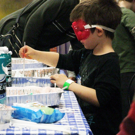 Spring Break Day Camps - Cool Chemical Connections