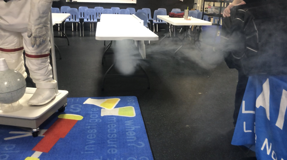 Dry Ice Cannons image